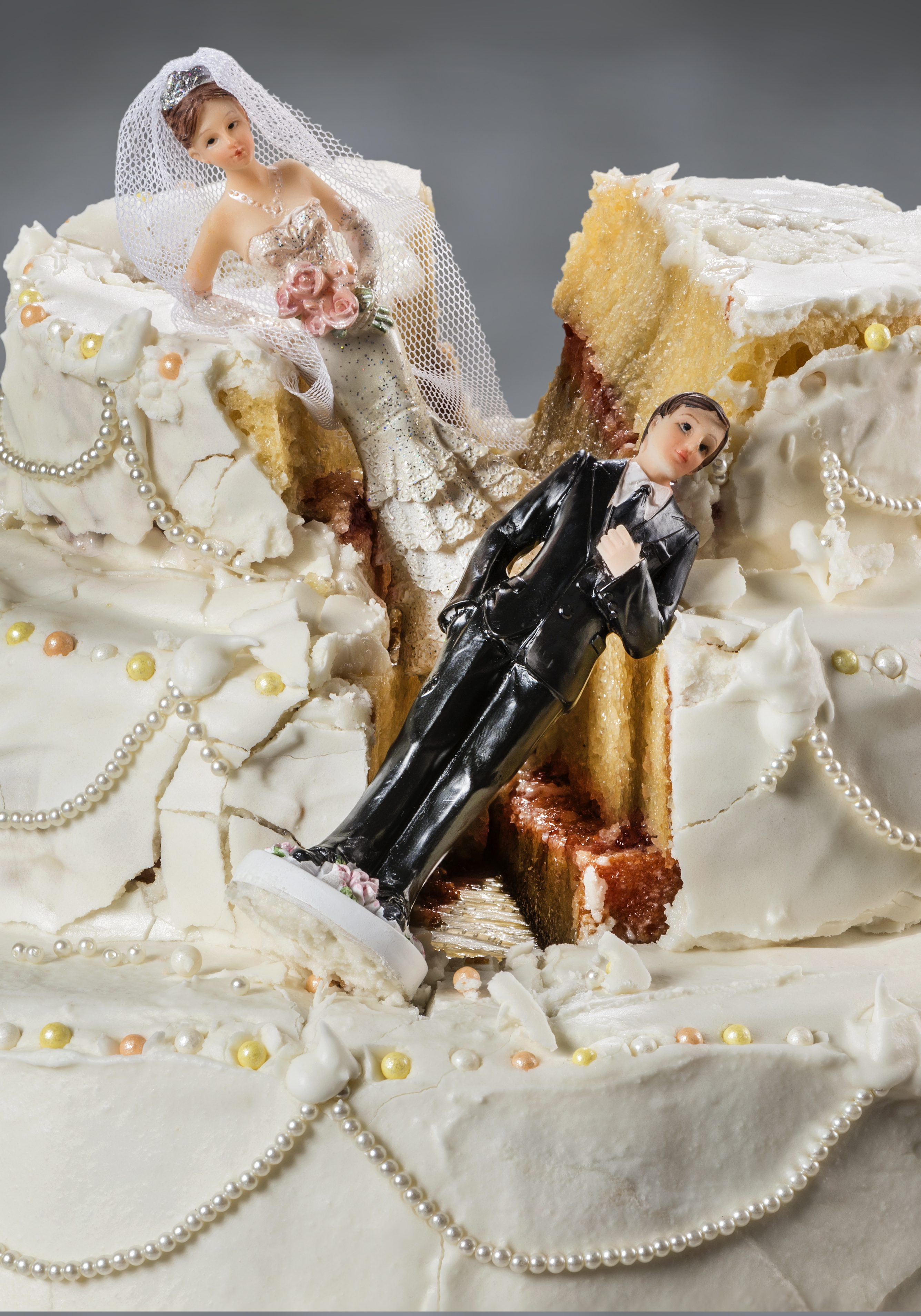 Wedding Cake Disaster